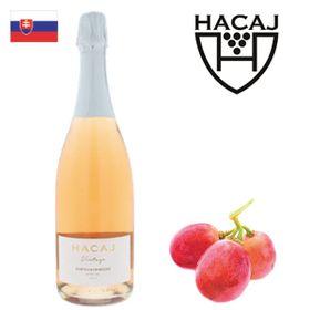 Hacaj Svätovavrinecké rosé extra dry 2016 750ml
