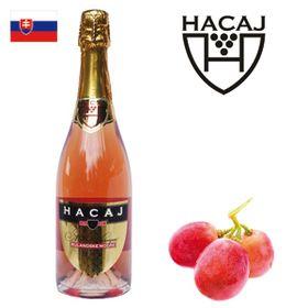 Hacaj Rulandské modré rosé brut 2015 750ml