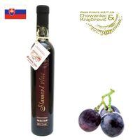 Alibernet slamové víno 2016