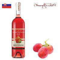 Cabernet Sauvignon rosé (Vinodol) akostné 2016