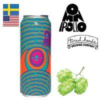 Omnipollo / Tired Hands - Milkshake IPA Strawberry (Can)