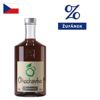 Žufánek Ořechovka 35% 500ml