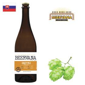 Beervana Crazy Pils 750ml