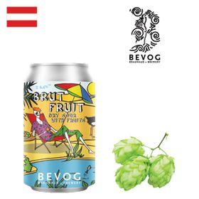 Bevog Who Cares Brut Fruit 330ml CAN