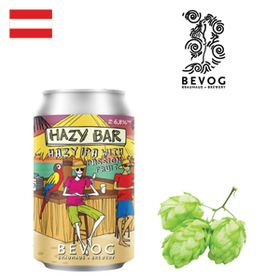 Bevog Who Cares Hazy Bar 330ml CAN