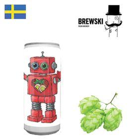 Brewski Red Robot 330ml CAN