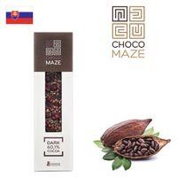 Chocomaze Pinot Noir 100g