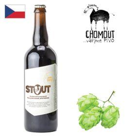 Chomout Stout 750ml