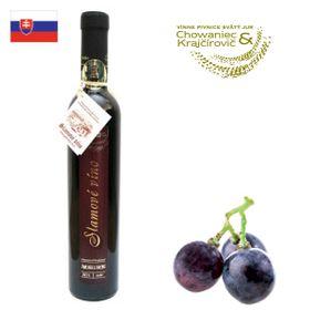 Chowaniec a Krajčírovič Alibernet slamové víno 2016 375ml