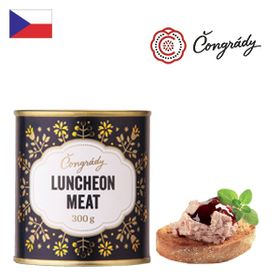 Čongrády Luncheon Meat 300g