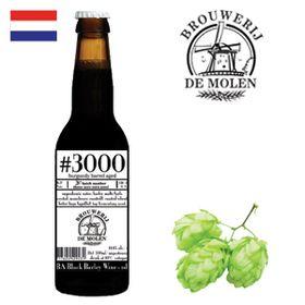 De Molen #3000 Burgundy BA 330ml