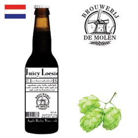 De Molen Juicy Loesie 330ml