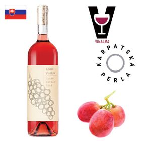 Editio Vinifera - Cuvée Nitria Rosé 2017 750ml
