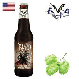 Flying Dog Kujo Cold Brew Coffee Porter 355ml