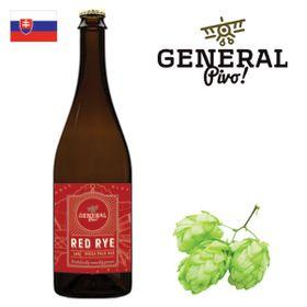General Red Rye 750ml
