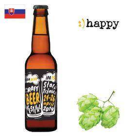 Happy - Salón Piva Apríl 2019 330ml