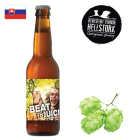 Hellstork Beat to Juice 330ml