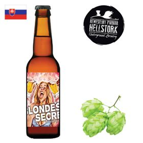 Hellstork Blonde´s Secret 330ml