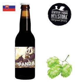 Hellstork Coconut Panda 330ml