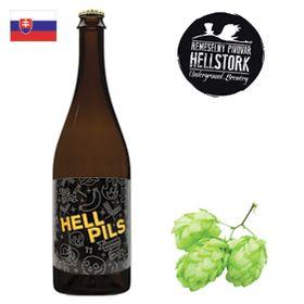 Hellstork Hell Pils 750ml