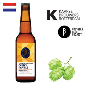 Kaapse / Brussels Beer Project - Cheeky Kamille White Bordeaux BA 330ml