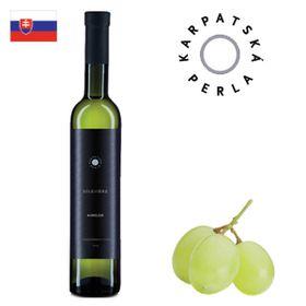 Karpatská perla Dílemúre Devín hrozienkové víno 2014 375ml