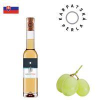 Karpatská perla Veltlínske zelené ľadové víno 2015 200ml