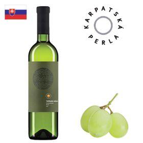 Karpatská perla Veltlínske zelené (Noviny) 2018 750ml