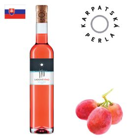 Karpatská perla Zweigeltrebe ľadové víno 2012 375ml