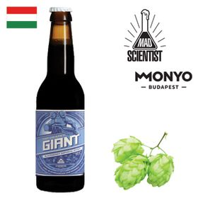 Mad Scientist / Monyo - Two Headed Giant 330ml