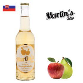 Martin´s Cider jablko 330ml