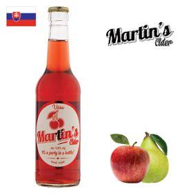 Martin´s Cider višňa 330ml