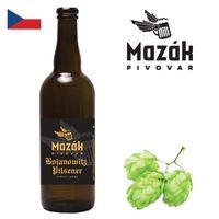 Mazák Bojanowitz Pilsener 750ml