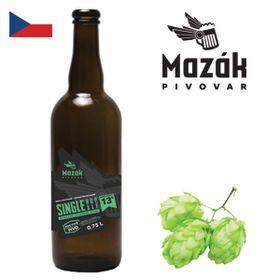 Mazák Single Hop Ale Amarillo 750ml