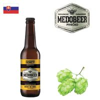 Medobeer Honey Ale 330ml