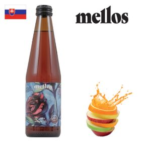 Mellos Ruža - ibištek 330ml