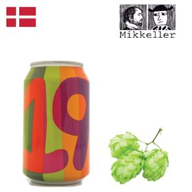 Mikkeller 19 Hazy IPA 330ml CAN