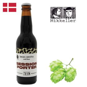 Mikkeller Bean Geek Session Porter 330ml