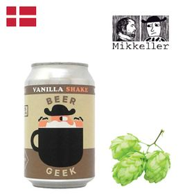 Mikkeller Beer Geek Vanilla Shake 330ml CAN