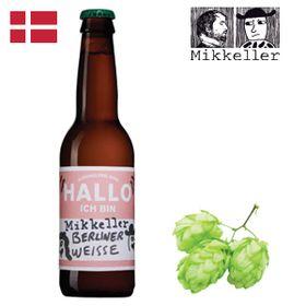 Mikkeller Hallo Ich Bin Berliner Wiesse Alkoholfrei 330ml