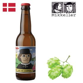 Mikkeller Henry and His Science 0,3% 330ml