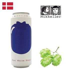 Mikkeller Oregon Fruit Series: Flat White Blueberry 500ml CAN