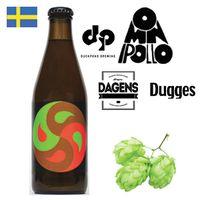 Omnipollo / Dugges / Morgondagens / Duckpond - Zelator 330ml