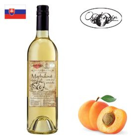 Ovocinár Marhuľové víno 2017 750ml