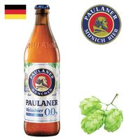 Paulaner Hefe Weissbier Alkoholfrei 500ml