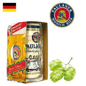 "Paulaner Oktoberfestbier ""to go"""