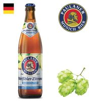 Paulaner Weissbier Zitrone Alkoholfrei 500ml