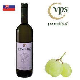 Pavelka Chardonnay výber z hrozna 2016 750ml