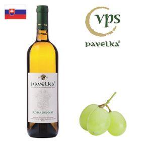 Pavelka Chardonnay výber z hrozna 2018 750ml