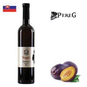 Pereg Slivkové víno 750ml